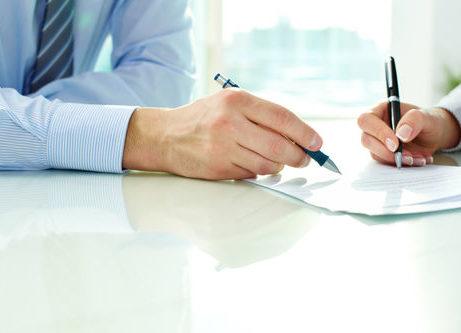 Exkluzivní smlouva s realitní kanceláří